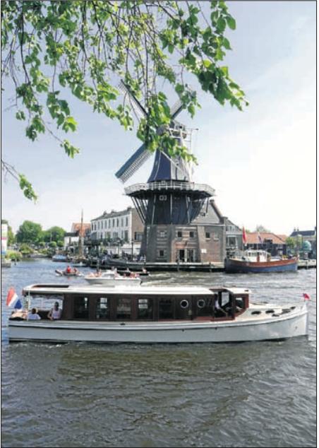 salonboot de Heerlijckheid